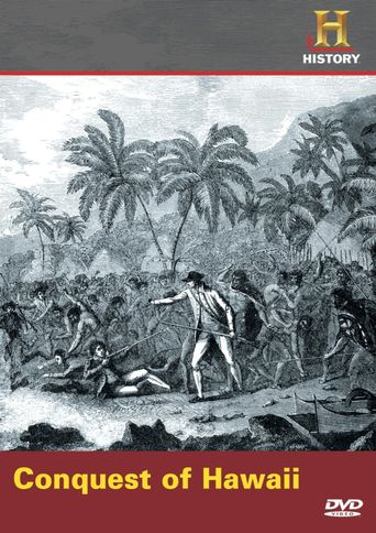 Conquest of Hawaii Poster