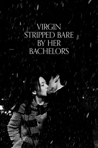 Virgin Stripped Bare by Her Bachelors Poster
