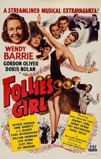Follies Girl Poster