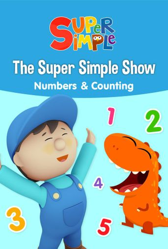 The Super Simple Show - Numbers & Counting Poster