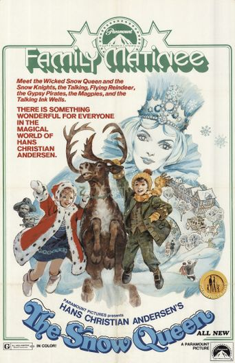The Snow Queen Poster