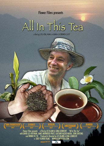 All In This Tea Poster