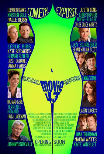 Movie 43 Poster