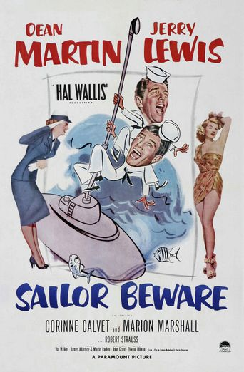 Sailor Beware Poster