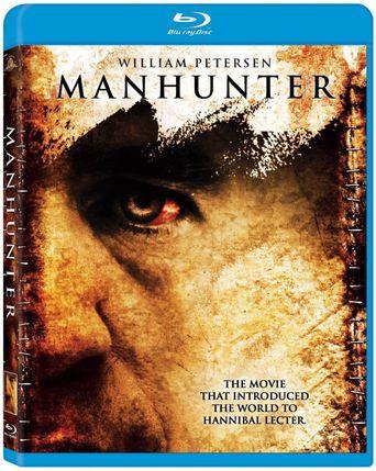 Inside 'Manhunter' Poster