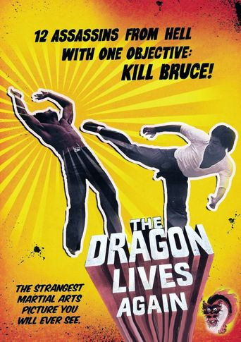The Dragon Lives Again Poster