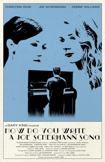 How Do You Write a Joe Schermann Song Poster