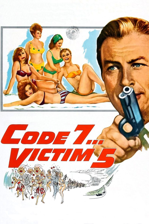 Code 7, Victim 5 Poster