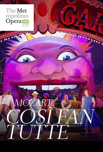 Mozart: Così fan tutte Poster