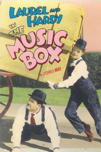 The Music Box Poster