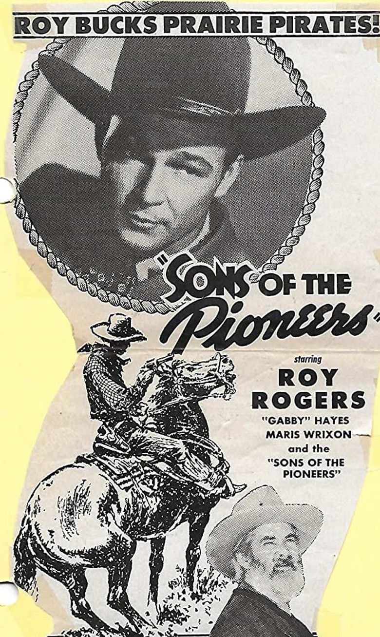 Sons of the Pioneers Poster