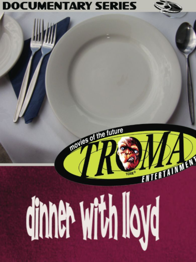 Dinner with Lloyd Poster