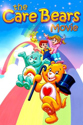 The Care Bears Movie Poster