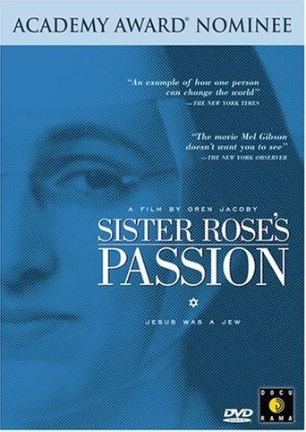 Sister Rose's Passion Poster