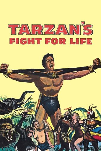 Watch Tarzan's Fight for Life