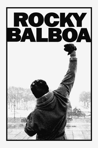 Rocky Balboa Poster