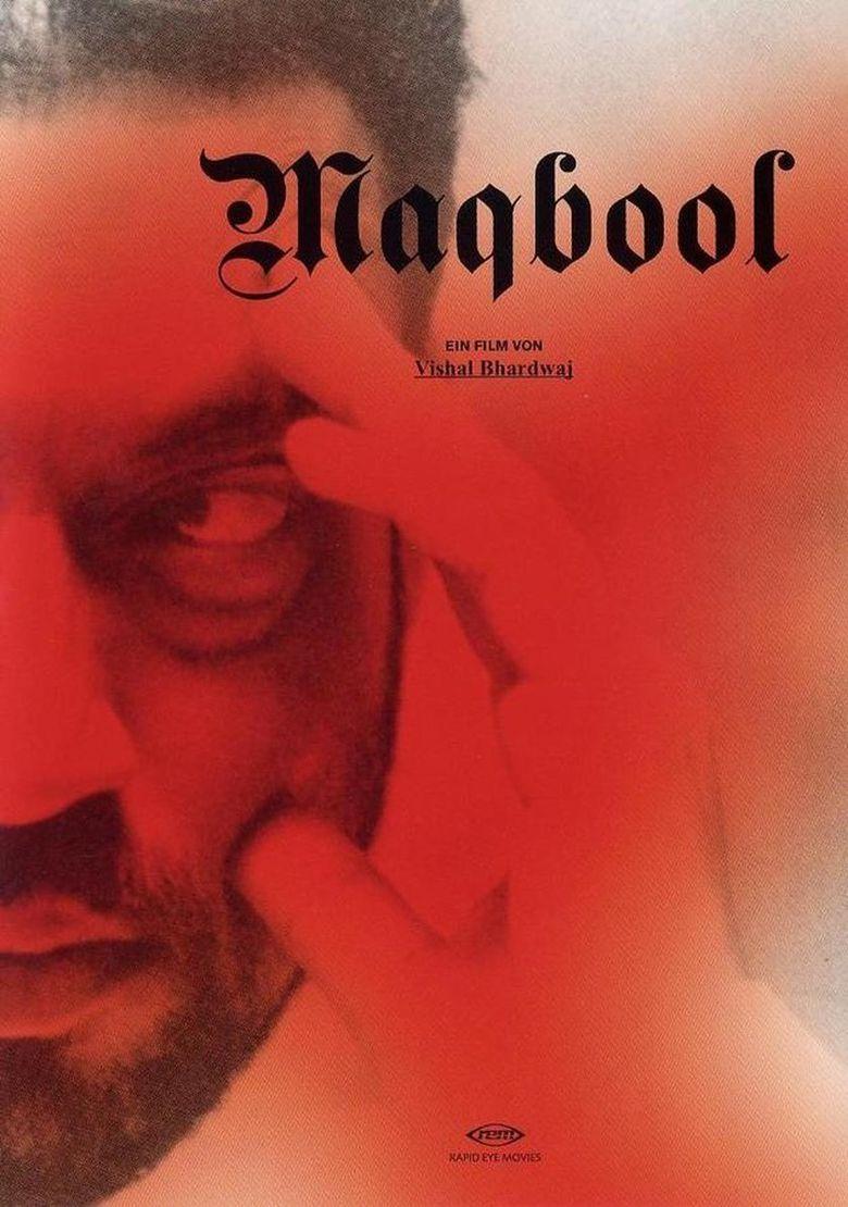 Maqbool Poster