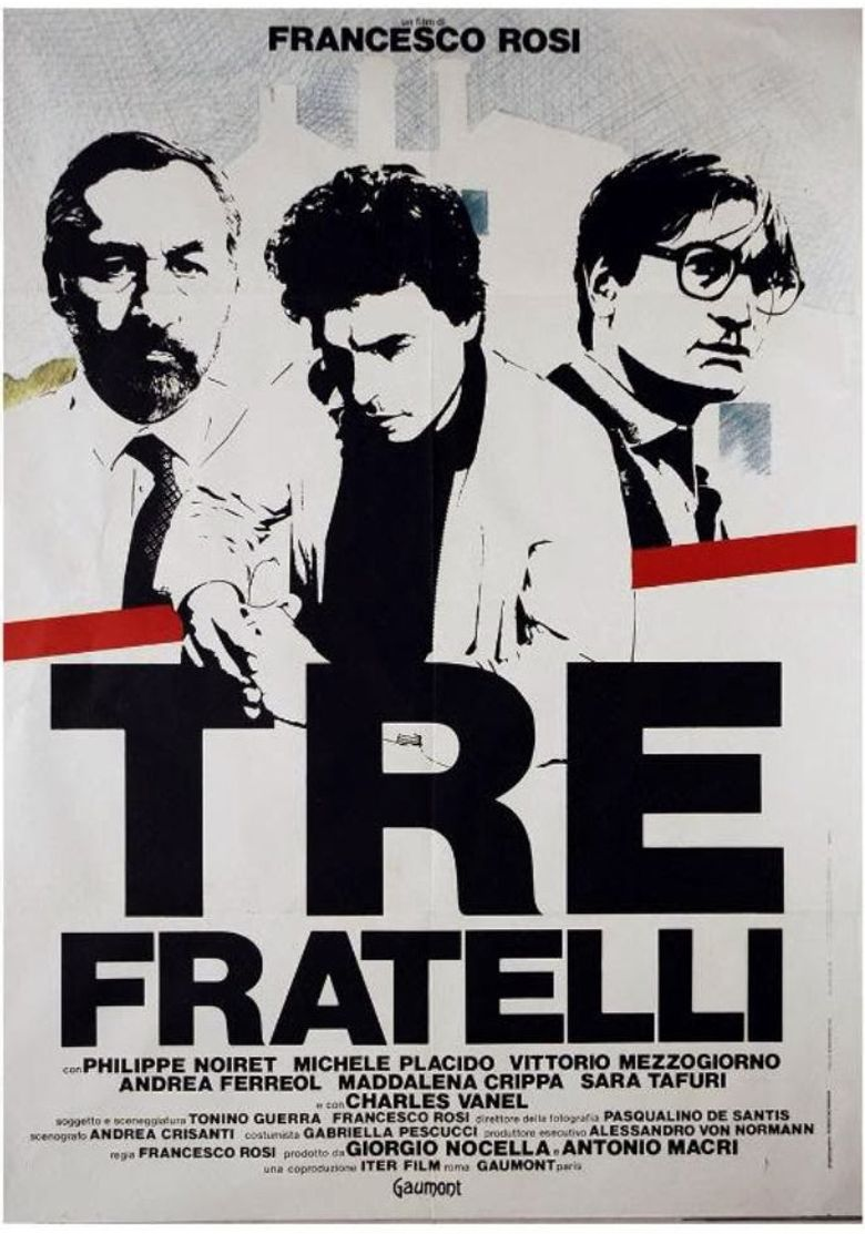 Three Brothers Poster
