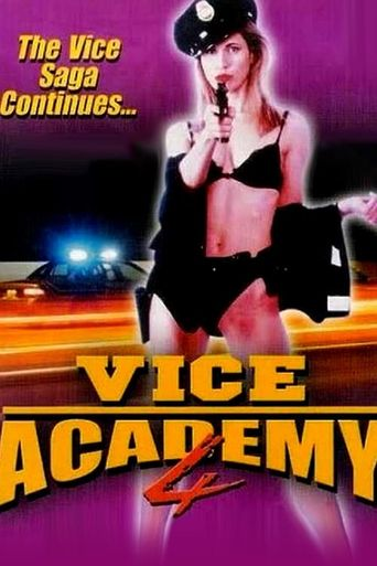 Vice Academy 4 Poster