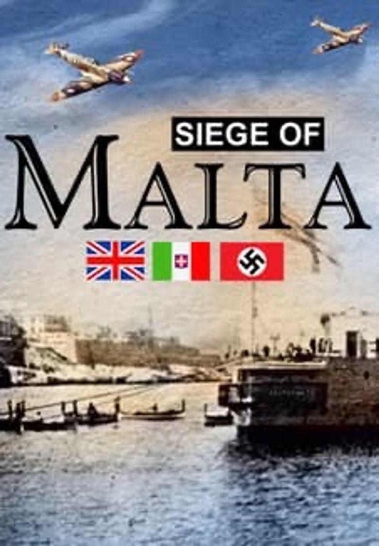 The Battle for Malta Poster