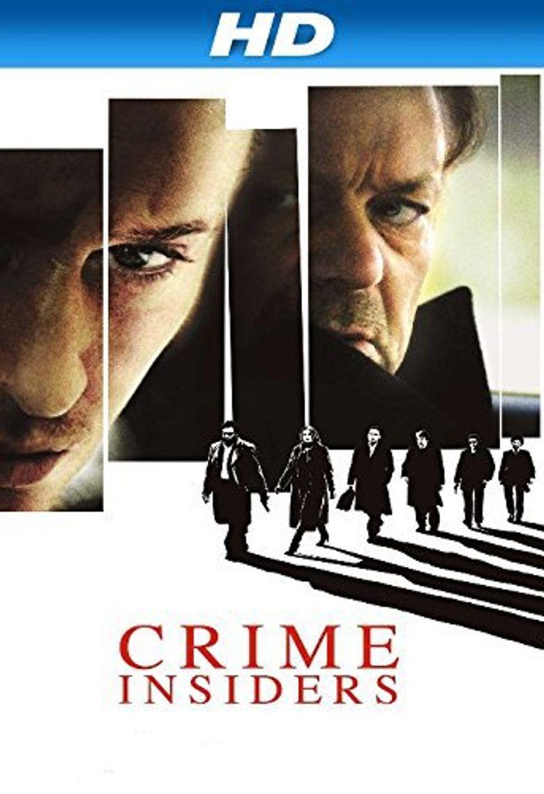 Crime Insiders Poster