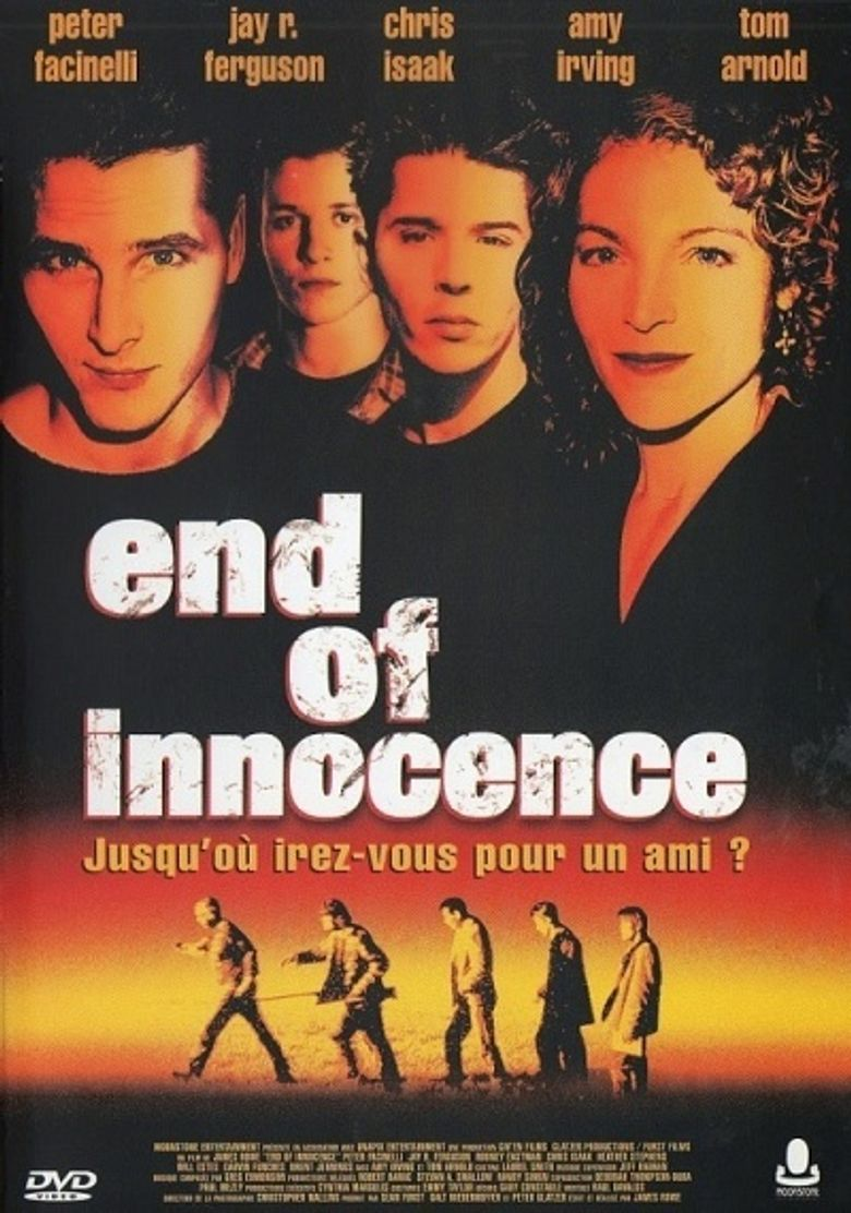 End of Innocence Poster