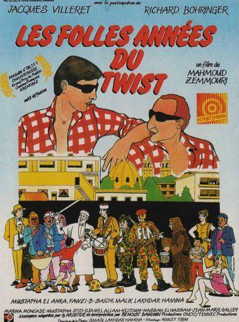 Les folles années du twist Poster