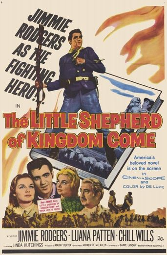 The Little Shepherd Of Kingdom Come Poster