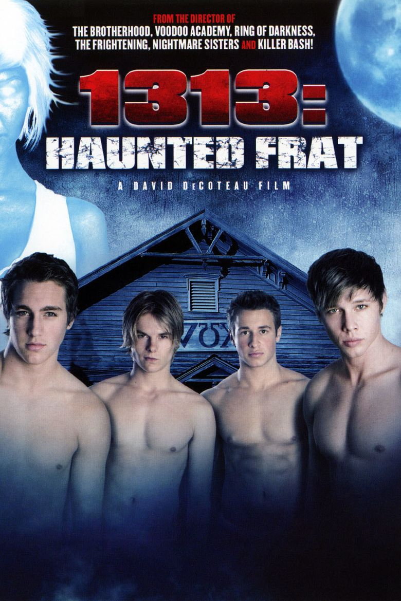 1313: Haunted Frat Poster