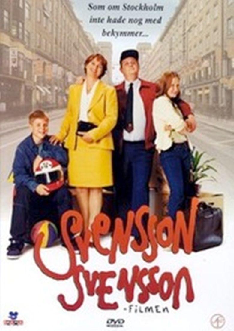 Svensson, Svensson - The Movie Poster