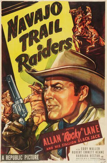 Navajo Trail Raiders Poster