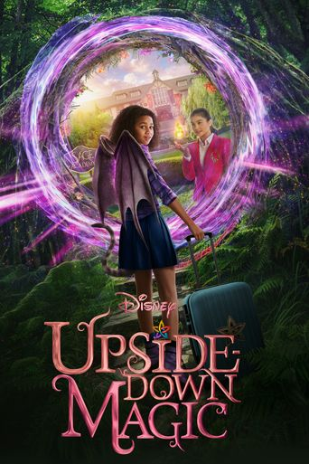 Upside-Down Magic Poster