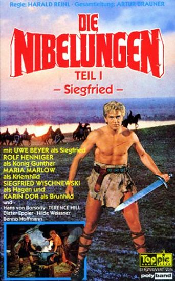 Die Nibelungen, Teil 1: Siegfried Poster