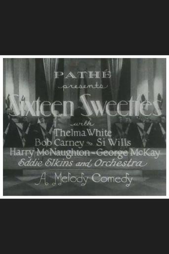 Sixteen Sweeties Poster