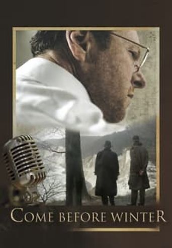 Come Before Winter Poster