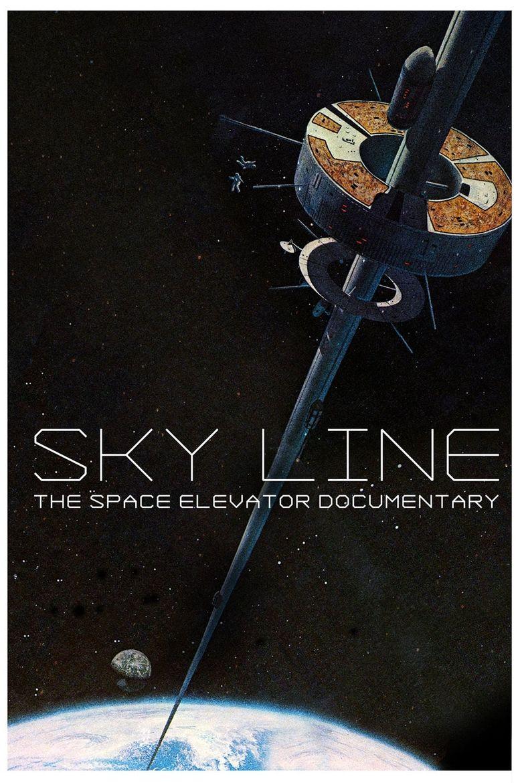 Sky Line Poster