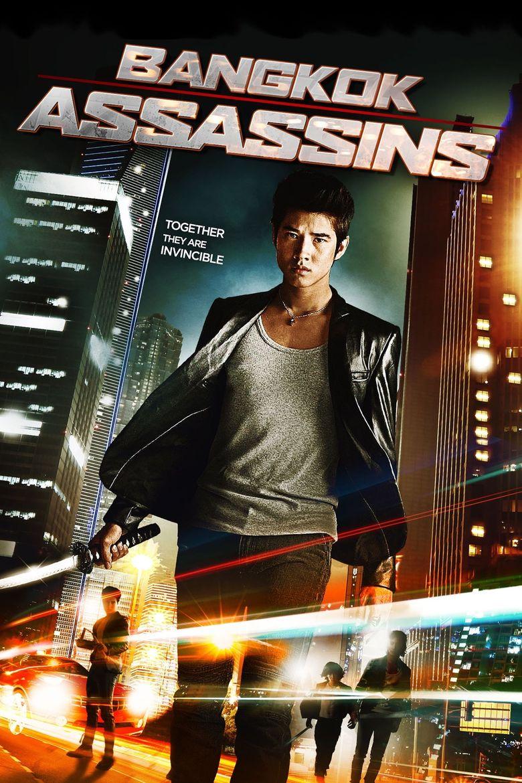 Bangkok Assassins Poster