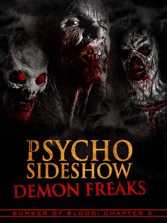 Psycho Sideshow: Demon Freaks Poster