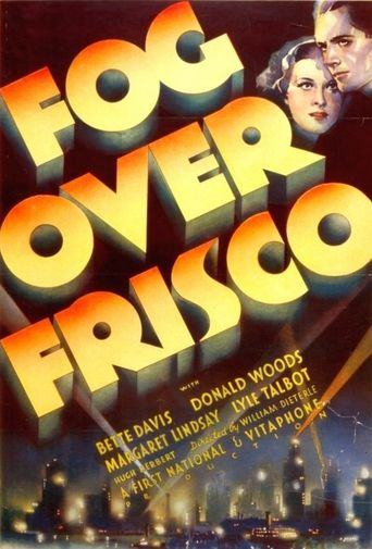 Fog Over Frisco Poster