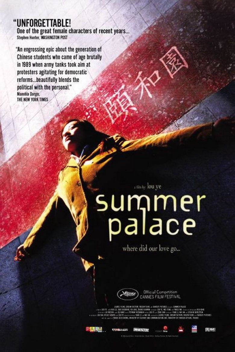 Summer Palace Poster