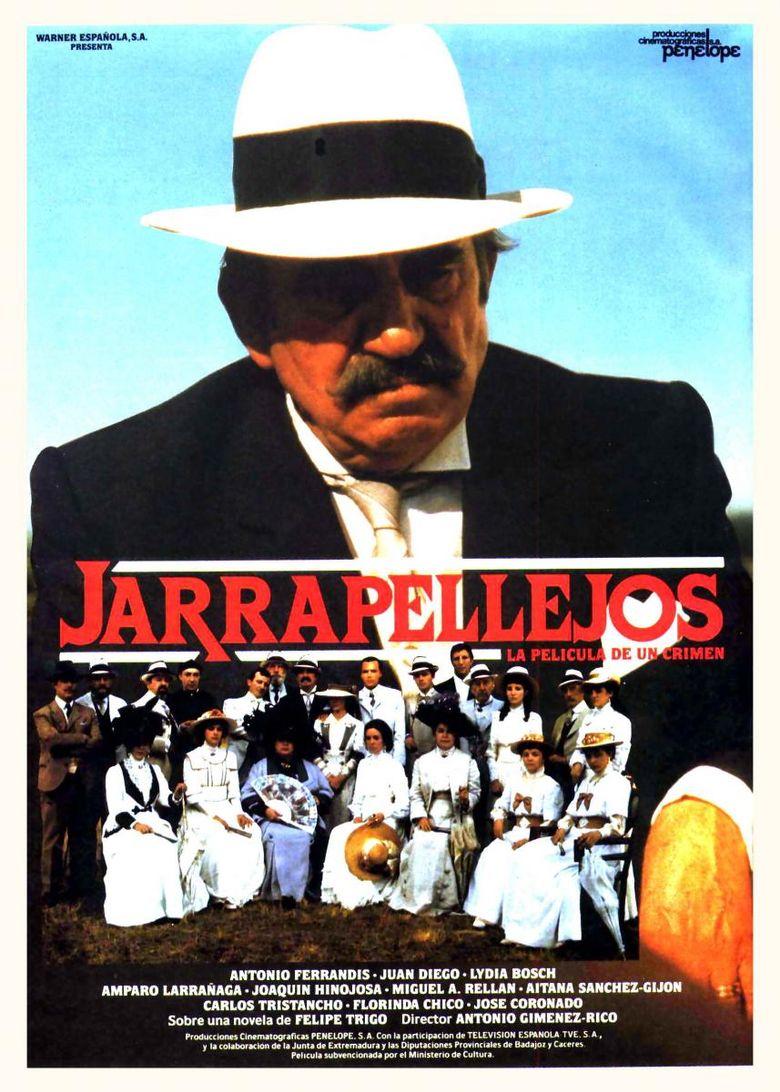 Jarrapellejos Poster