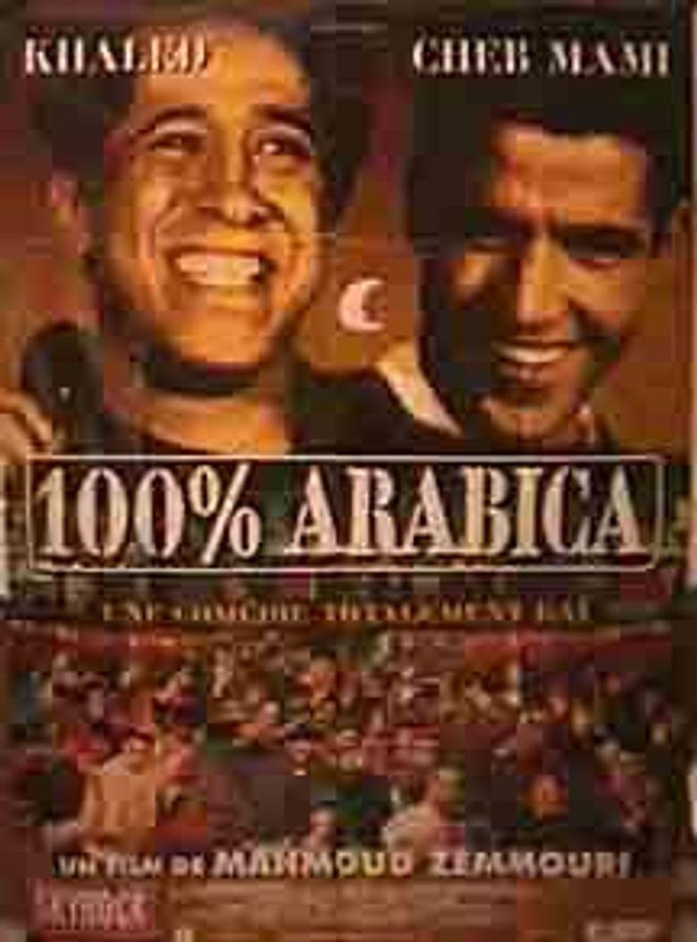 100% Arabica Poster