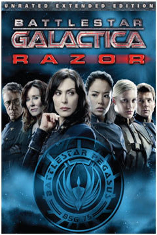 Battlestar Galactica: Razor Poster