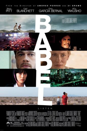 Watch Babel