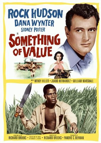 Something of Value Poster