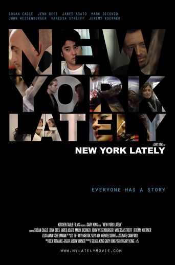 New York Lately Poster