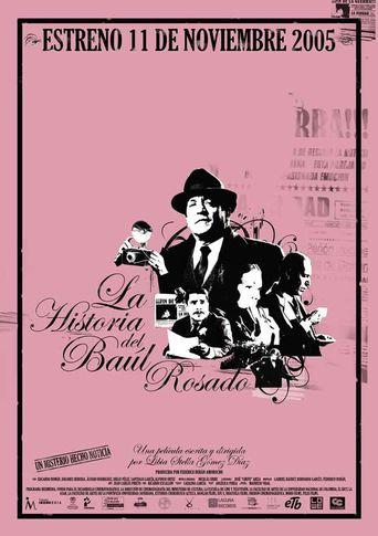 La historia del baúl rosado Poster