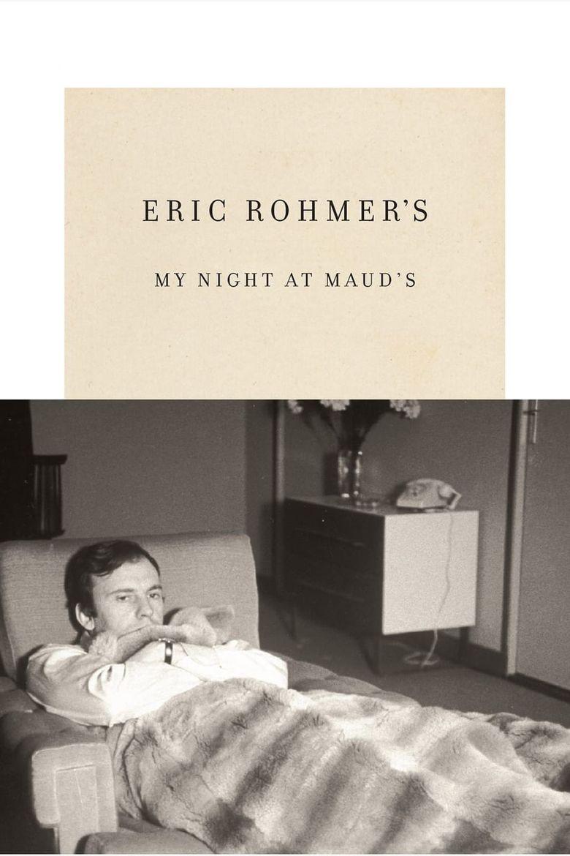 My Night at Maud's Poster