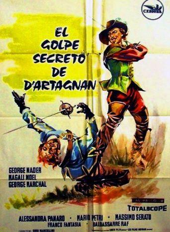 The Secret Mark of D'Artagnan Poster
