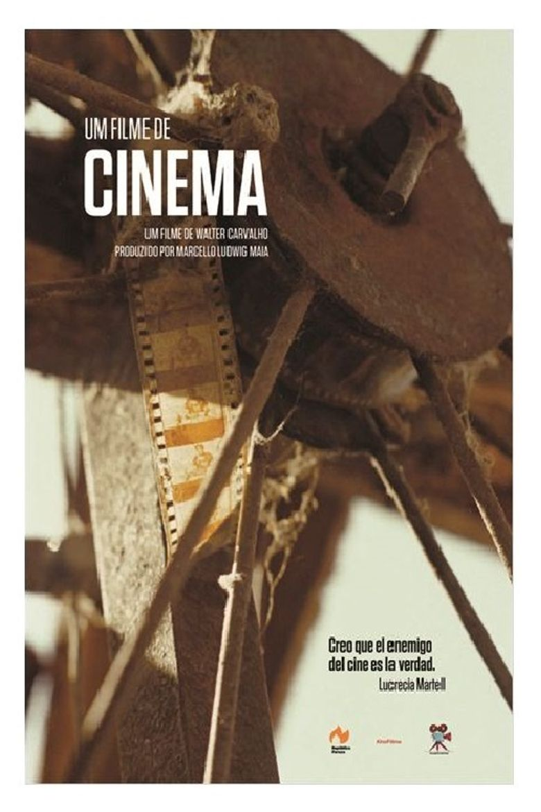 About Cinema Poster